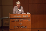 Chicago-Kent Patent Hub Launch - Mary Anne Smith