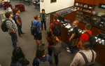 Orientation Week: Library Tour - Debbie Ginsberg