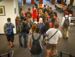 Orientation Week: Library Tour - Clare Willis