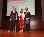 Eighth Annual Public Interest Awards - Adam Orr by IIT Chicago-Kent College of Law