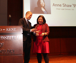 Eighth Annual Public Interest Awards - Anne Shaw