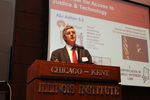 Eighth Annual Public Interest Awards - Professor Staudt