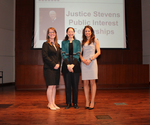 Eighth Annual Public Interest Awards - 2015 Stevens Fellowships by IIT Chicago-Kent College of Law