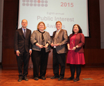 Eighth Annual Public Interest Awards - 2015 Awardees