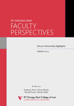 Faculty Perspectives - Spring 2014