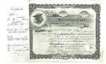 Kent College of Law Stock Certificate #12 - Kent College of Law