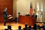 Justice Scalia, Justice Anne Burke