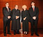 Justice Scalia Moot Court